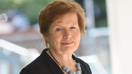 Suffolk County Council cabinet member for education, Mary Evans, said the local authority was supportive of the PRU merger...