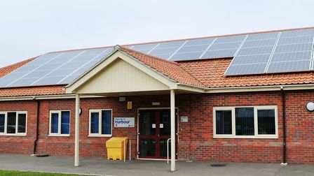 Harbour PRU school Lowestoft could merge with three other PRUs in north Suffolk under new plans. Picture: ARCHANT