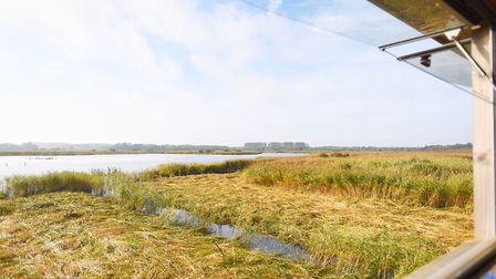 The Love Minsmere: The Live Event hoped to raise the profile of the area Picture: ARCHANT
