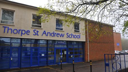 Thorpe St Andrew High has been judged outstanding by Ofsted. Photo: Steve Adams