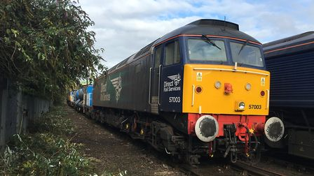 """Network Rail's """"leafbuster"""" trains have been out more often in 2020. Picture: NETWORK RAIL"""