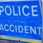 The crash happened on a Suffolk road on Friday morning Picture: ARCHANT