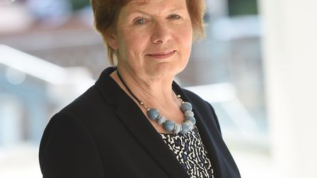 Mary Evans, Suffolk county councillor for Clare and Cavendish, said the crash was a tragedy Picture: GREGG BROWN