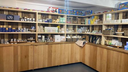 The Adore Nature shop in Hadleigh has been overwhelmed with its support in its first few weeks of opening. Picture: KATHY...