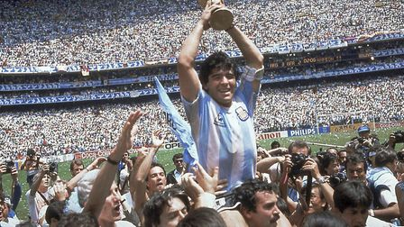 Argentine football legend Diego Maradona died earlier this week and tributes have poured in from across the globe.