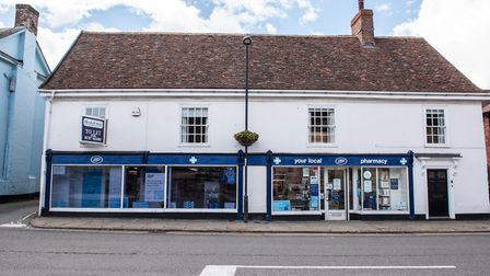 A new barber shop is opening at the former Boots branch in Hadleigh High Street Picture: SARAH LUCY BROWN