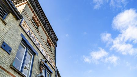 Adnams brewery, based in Southwold. Picture: ADNAMS