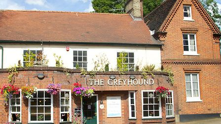 The Greyhound in Ipswich was named favourite pub/bar. Picture: THE GREYHOUND