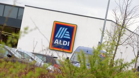 Aldi has stores in Ipswich and Bury, with plans for longer shopping hours this Christmas. Picture: SARAH LUCY BROWN