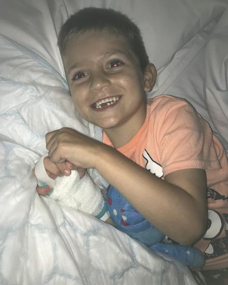 Charlie Nicholls, who suffered from Leigh disease which is a type of mitochondrial disease, would have turned seven in...