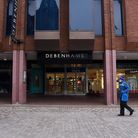 Debenhams in Ipswich has Arcadia outlets in store. Picture CHARLOTTE BOND