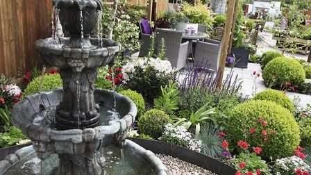 Notcutts' Booker garden centre in Marlow, with its garden space Picture: NOTCUTTS