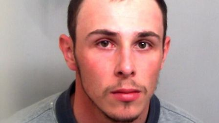 Curtis Elliott, of Clacton, has been jailed for the attack Picture: ESSEX POLICE