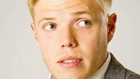 Comedian Rob Beckett will perform at the Laugh in the Park festival.