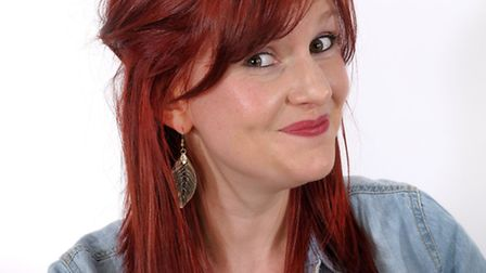 Comedian Kate Lucas will perform at the Laugh in the Park festival.