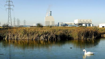 West Norfolk council is looking to buy the site of the proposed incinerator, at Saddlebow. Picture: