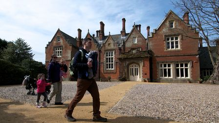 Holt Hall environmental and outdoor learning centre has been much-loved by families for generations