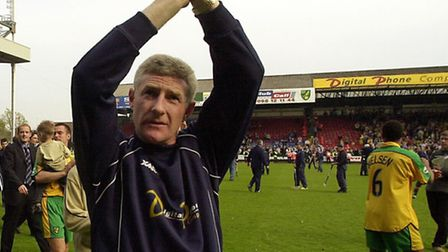 Nigel Worthington is looking to go one better in the play-offs at York than he did with the Canaries