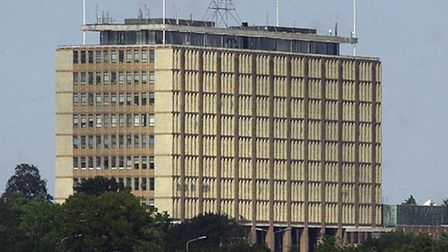 Problems which hit 2,000 workers at Norfolk County Council were not a cyber attack, bosses said.