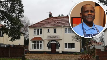 Orlando Williams has denied running a restaurant from his Earlham Road home