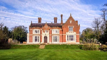 Picture of manor house