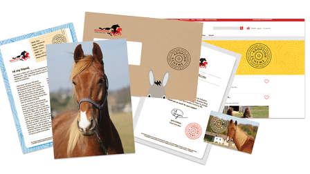 An animal adoption pack for Redwings
