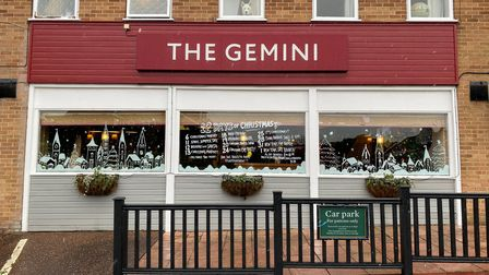 The Gemini Pub owned by Greene King in Dereham
