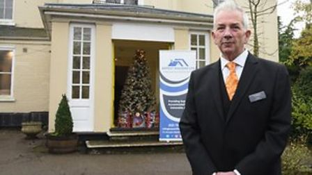 Stuart Turner, general manager of the newly-opened Apsect Housing hotel on Earlham Road, Norwich.