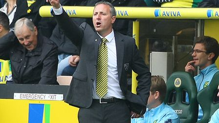 Neil Adams could have a decision to make whether he stays with Norwich City. Picture by Paul Chester