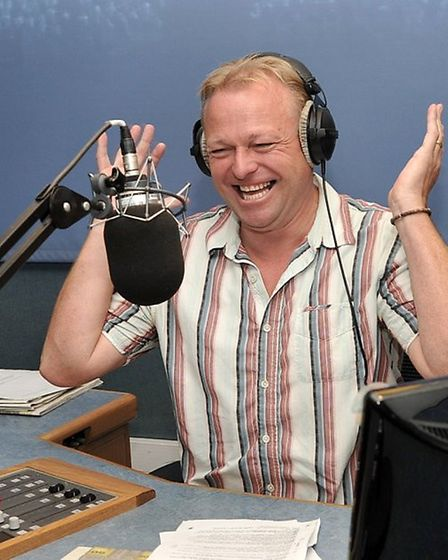 Ex BBC local radio presenter and now PR consultant Paul Stainton who landed a £216k PR contract with Cambridgeshire County Co...