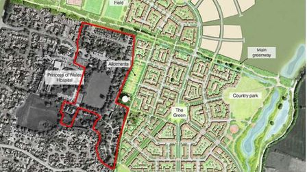 The site for 53 homes is off Lynn Road, and forms part of the former MoD site bought by the council. Its fair to say...