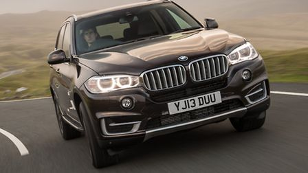 BMW X5 is a highly desirable blend of luxury, performance and image in a top-quality package.