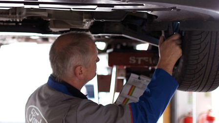 Most people think their car will pass the MOT without any work.