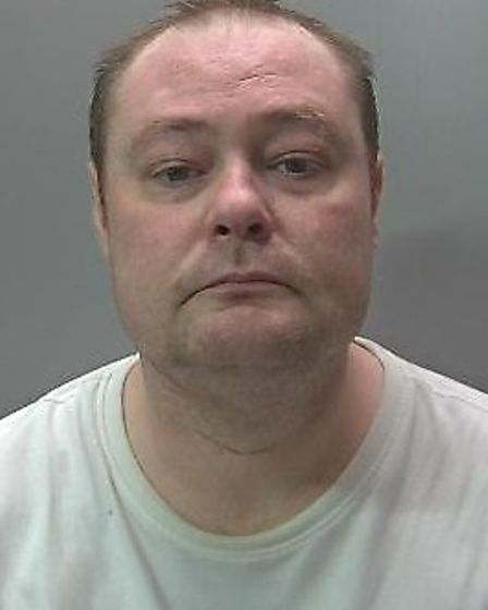 Matthew Cox, 40, began harassing his ex-partner after their brief relationship ended due to his controlling behaviour in...