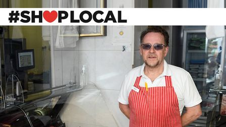 Dave Lyons (pictured), manager of March Quality Meats, said staff have continued to deliver food supplies to those in most...