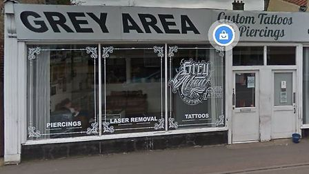 A March man has been charged with burgling Grey Area Custom Tattoos on July 25 and stealing £3,300 cash, a safe, a CCTV...
