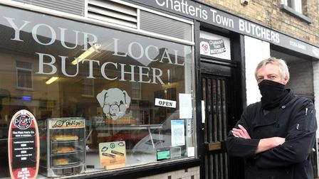 Nigel Colam (pictured), owner of Chatteris Town Butchers, said that the coronavirus pandemic has perhaps been the best...