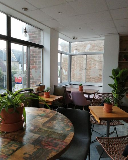 Ely residents and local business owners Sara Ford and Alice Loombe, who will launch FRESH at 16-18 Broad Street on...