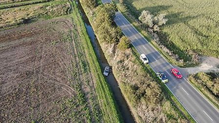 In September this Grand Cherokee led RCAT officers on a 32 mile pursuit starting at Holme at around 1600 to Chittering...