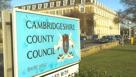 Cambridgeshire County Council has contacted the government regarding potential emergency support for