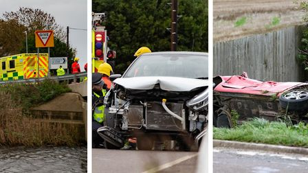 Emergency services were called to deal with a collision at Boots Bridge, Manea. The B1093 Manea Road from the traffic...