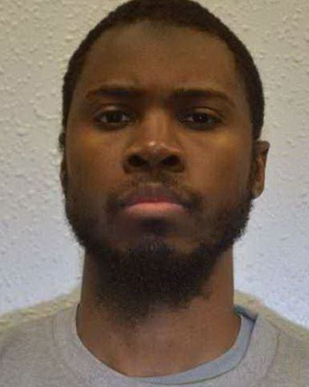 Brusthom Ziamani, 25,(pictured) is five years into a 19-year sentence for a 2014 plot to behead a soldier inspired by the...