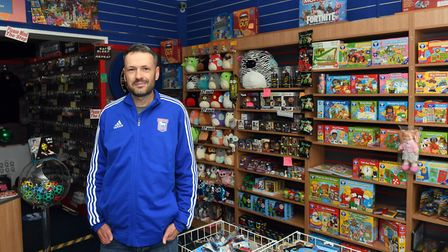 Phil Rolfe (pictured), owner of Outer Rim Toys for seven years, said some people who have come into his shop believe it?s...