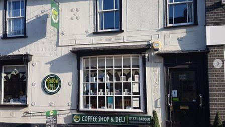 Meadow Hill coffee shop and Deli, Dunmow