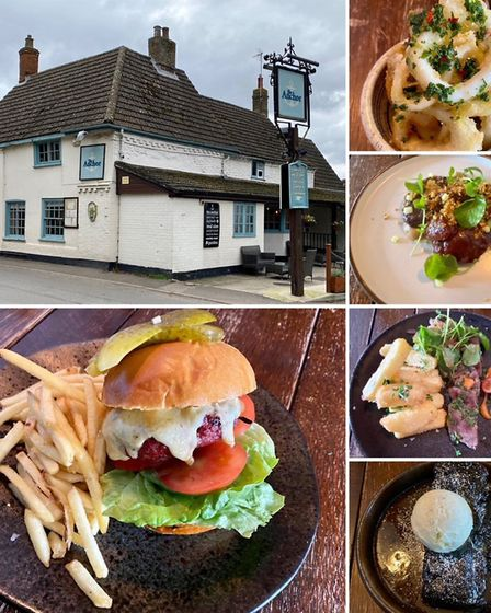 The Anchor at Burwell has been making waves on the Anglian food scene under new Chef Patron Stuart Drake