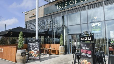 One of Greene King's flagship pubs, the Isle of Ely, has created a buzz since it opened on Ely leisure park. Greene King...