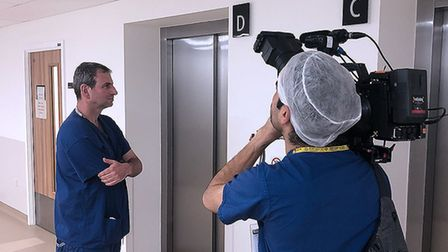 Series three of Surgeons: At the Edge of Life was filmed at Royal Papworth and Addenbrooke?s Hospital at the end of 2019...