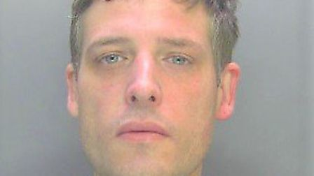 Steven Craggs, 43, who asked police to visit him in prison to admit other offences. Picture: CAMBS COPS