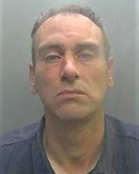 Paul Rudderham who has gone missing from his home in Littleport, Cambridgeshire. Picture; CAMBS POLICE