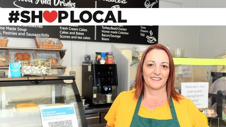 Kelly Grey (pictured), manager, said they have been keeping in touch with their customers even when they were closed...
